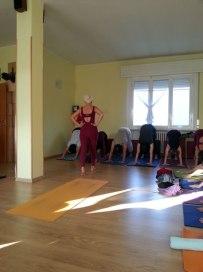 Stage Yoga Antiversione del Bacino