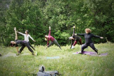 Stage Yoga Harmonie Montagne les 24 et 25 juillet 2021