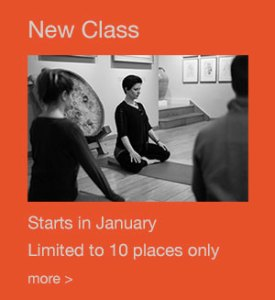 New Yoga Class in Rutland