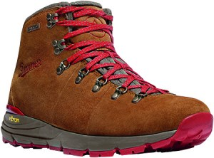 Danner Boots Mountain 600 Brown-Red