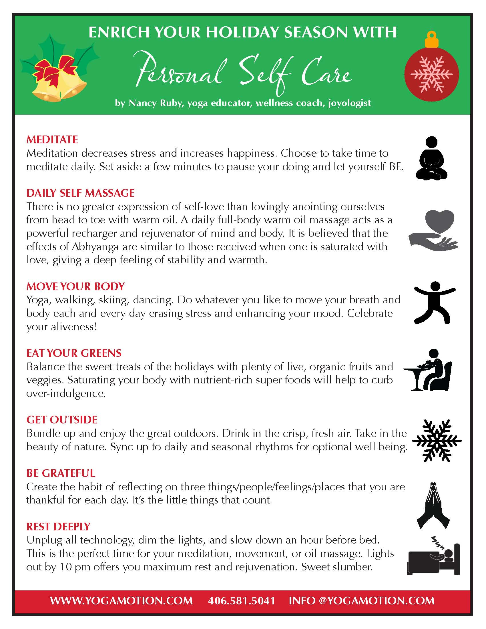 Helpful Tips For The Holidays