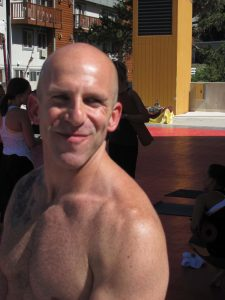 Les Leventhal Yoga Teacher Wanderlust 2009