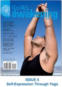 Yoga Awakening Africa Issue five