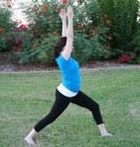 April Anne beginning yoga 1st year #2