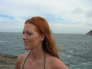 Kimberly Johnson in Brazil