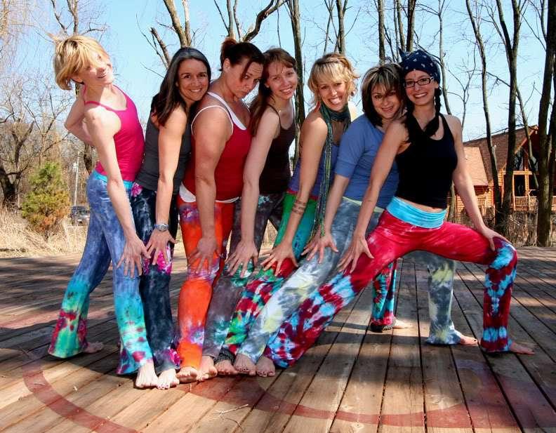 Shining Shakti – Colorful Affordable Yoga Apparel