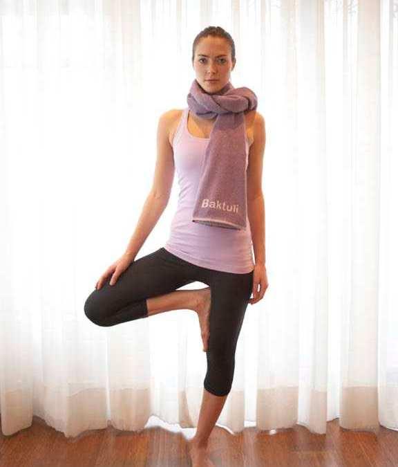 The Original Hot Yoga Towel