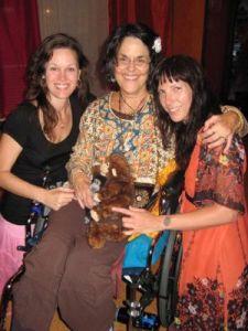 Lisa Mae, Diana Hulet and Bobbie Portland, Oregon