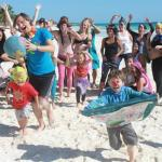 Rainbow Kids Yoga Tulum Group Photo