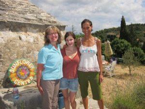 suncokret garden guests