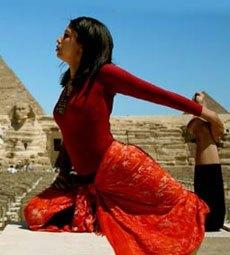 Egyptian Fifth International Yoga Festival