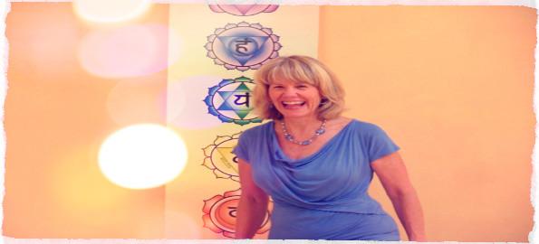 Dr. Anodea Judith Sacred Centers