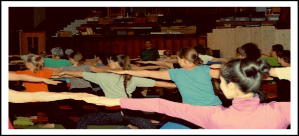 Béla Pete Yoga in Switzerland