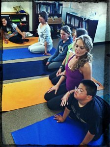 Mary Beth LaRue Yoga   Yoganomics   YogAccessibility   Yoganomics