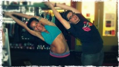 Brian Castellani & Marsha Rose at Bikram, Funky Door Yoga - OAKLAND | Yoganomics® is an independent resource that empowers yoga educators, teachers, studios, retreats and workshops to make more informed decisions everyday.