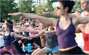 Explore New York State Yoga