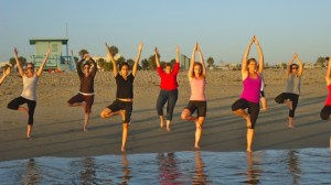 Explore Los Angeles California Yoga with Yoganomics