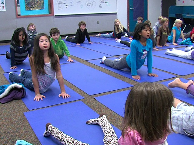 Encinitas, California | The argument over yoga being taught in Encinitas schools has reached the state Court of Appeals.