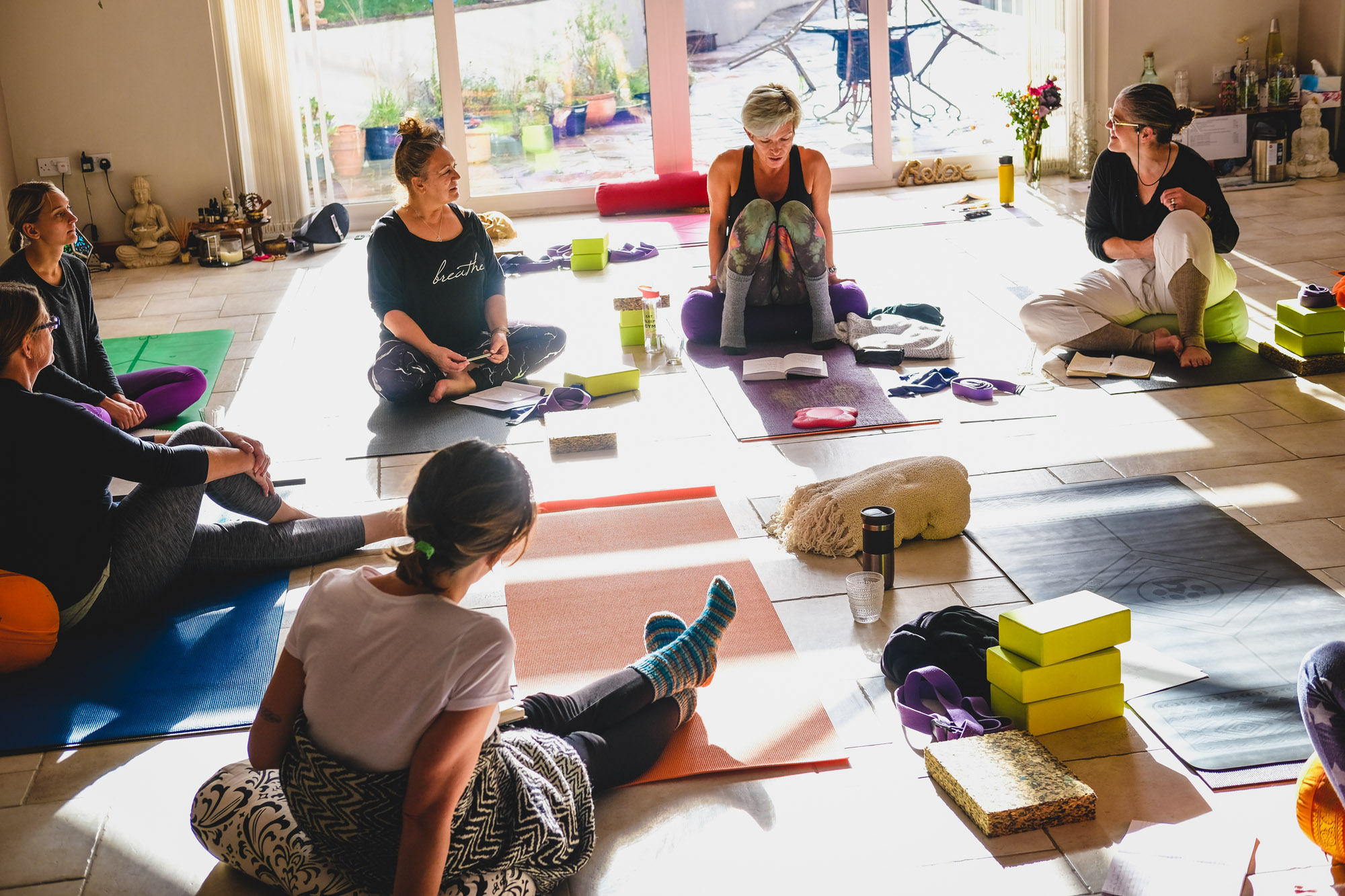 Yoga Events & Retreats