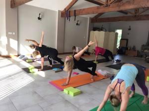 Hot Yoga Vinyasa Flow @ The Bhuti Yoga Retreat Norfolk | Waterford | Connecticut | United States