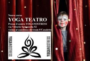 yoga teatro yoganostress