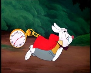 race-against-time-rabbit-Alice-in-late-yoga