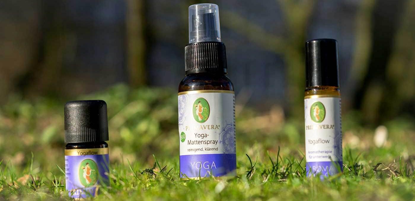 Ätherische Öle und Yoga