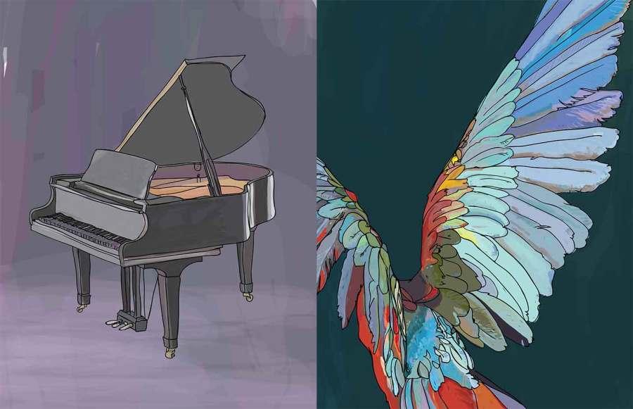 Teekesselchen Flügel Buch von Mirja Winkelmann