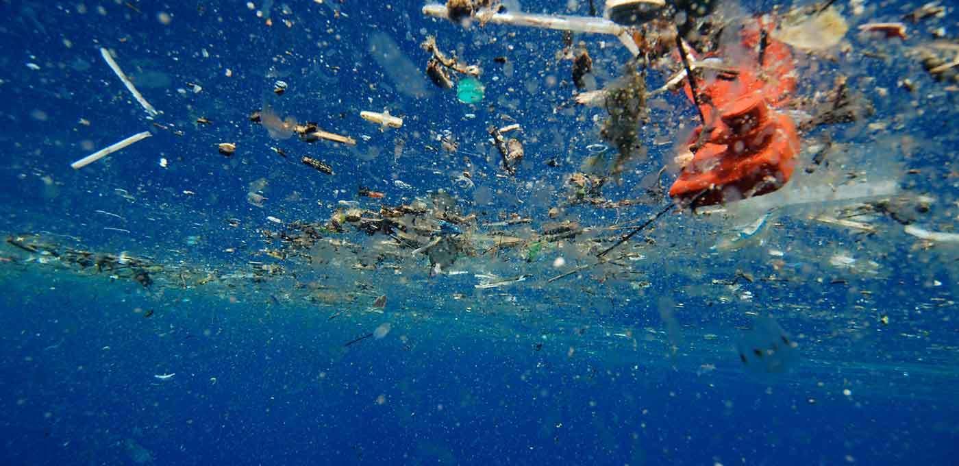 A Plastic Ocean Plastikmüll