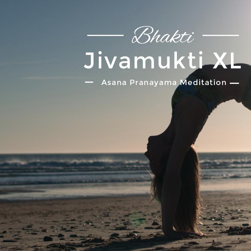 Jivamukti Yoga in Hamburg
