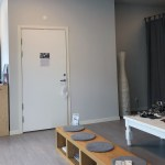 Reception, bathroom and two changing rooms