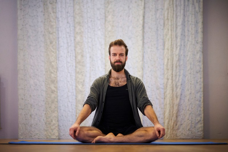 Yogashala in Trouw