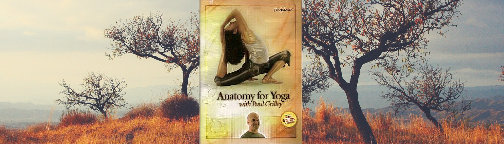 DVD Review: Anatomy for Yoga with Paul Grilley. Tension, Compression...