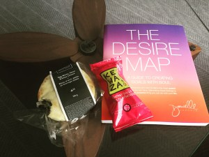 Desire Map over Lunch - Toronto Yoga Conference & Show 2017