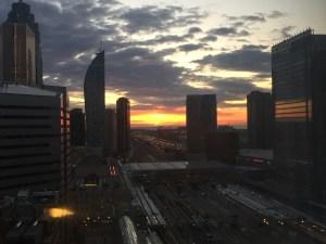 Toronto Sunrise - Toronto Yoga Conference & Show 2017