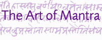 Art of Mantra