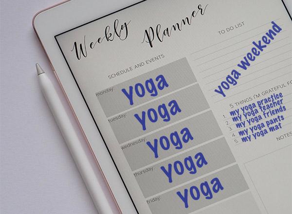 pratiquer le yoga quotidiennement