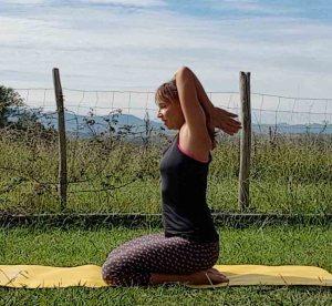tutoriel yoga  kapotasana ou le chameau complet