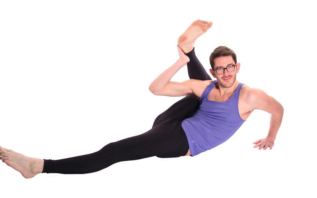 Moet je lenig zijn om aan yoga te kunnen doen?