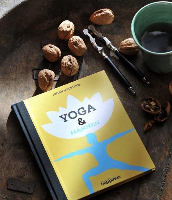 Yoga voor mannen wordt een trend