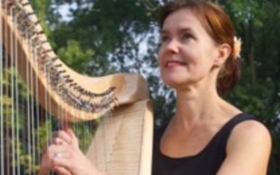 Yogaconcert 15 april: yoga & harp