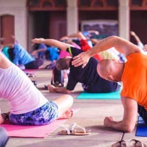 Group Yoga Class - Yoga with Ankush