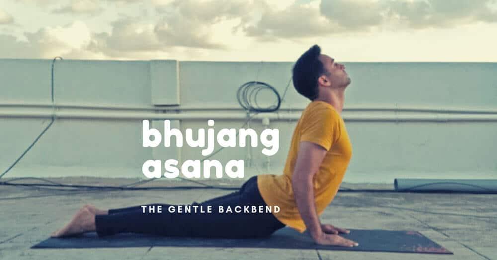Bhujangasana - Yoga with Ankush