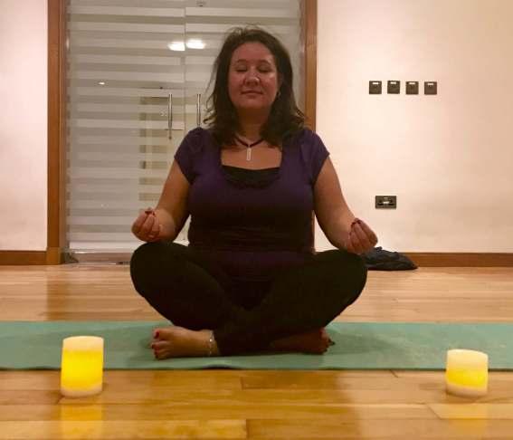 yoga student testimonial