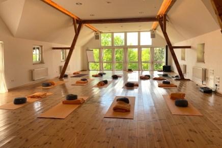 Yoga-Urlaub 2019