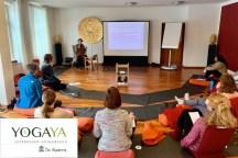 Ausbildung Philosophie. Yoga-Philosophie und ihr Einfluss auf die deutschen Philosophen.