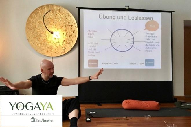Ausbildung Philosophie. Michael Wiese führt ein in das Yoga-Sutra des Patanjali
