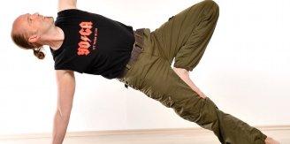 Yoga für Männer - auch in separaten Kursen