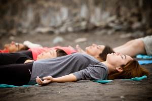 yoga las canteras