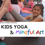 Kids Yoga and Art